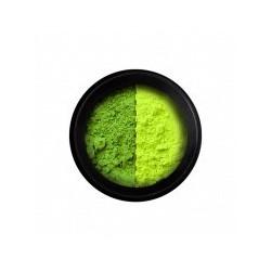 Poudre thermo  - Vert/jaune