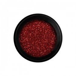 Paillettes  pixies rouge