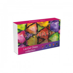 Kit Lacgel Glass Collection (8ml)