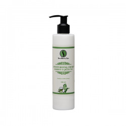 Moisturizing cream, Bamboo & Green tea - 250ml
