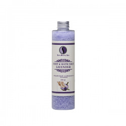 Foot & bath salt, Lavender - 330gr