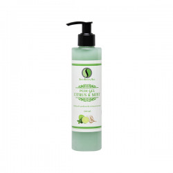 Pedi gel, citrus & mint - 250ml