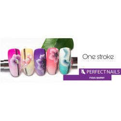 One stroke en gel