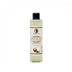 Massage Oil, Apple & Cinnamon - 250ml