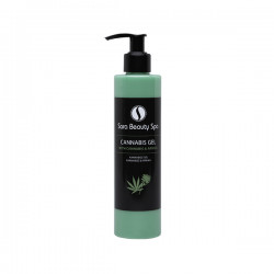 Cannabis Gel, Cannabis & Arnica - 250ml