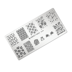 Stamping plate - Love