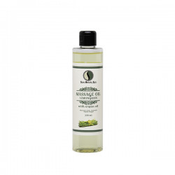Massage Oil, Lemongrass - 250ml