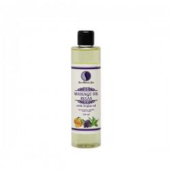 Massage Oil, Relax - 250ml