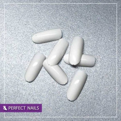 Nail Art Tip - White 50pcs