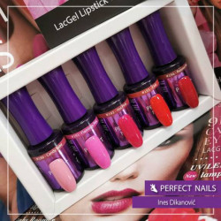Lacgel Lipstick Collection