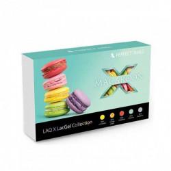 Lacgel LAQ X - Macaroon gel polish Collection