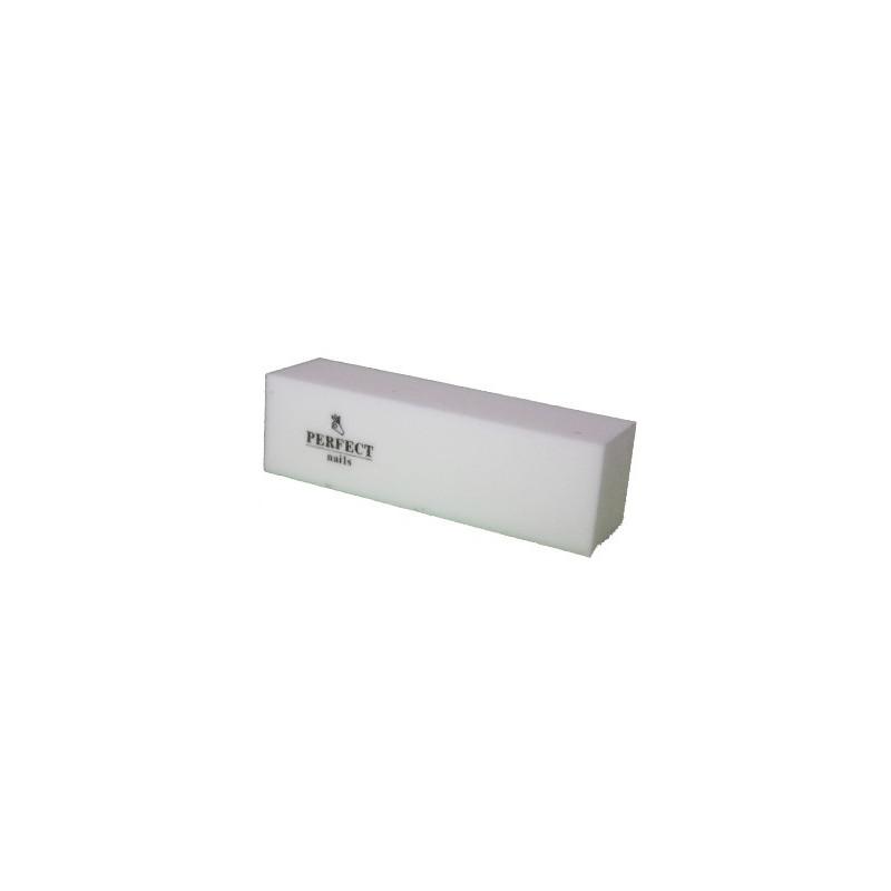 Block polissoir blanc